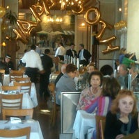 Photo taken at Il Fornaio Beverly Hills by Michael m. on 4/19/2012