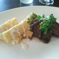 Photo taken at Steak 954 by Alex H. on 9/28/2011