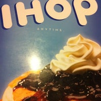 Photo taken at IHOP by Luis P. on 4/22/2011