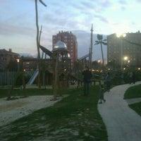 Photo taken at Parque de Juegos El Galeon (Parque del Barco Pirata) by Roberto on 3/20/2011