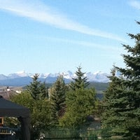 Photo taken at Cochrane, Alberta by David K. on 10/21/2011