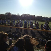 Photo taken at West Windsor Plainsboro High School South by Donna Z. on 11/12/2011