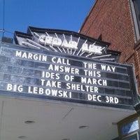 Photo taken at Cedar Lee Theatre by Justine H. on 11/5/2011