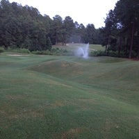Photo taken at Mid South Country Club by Jay Boyd S. on 8/30/2012
