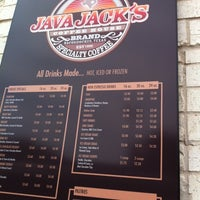 Photo taken at Java Jacks Coffee House by Maggie E. on 8/29/2011