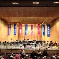 Photo taken at Stephens Auditorium by Gang (Kevin) H. on 3/4/2012