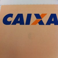 Photo taken at Caixa Econômica Federal by Marcela M. on 8/6/2012