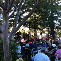 Photo taken at Jazz On The Plazz by Clay F. on 8/9/2012