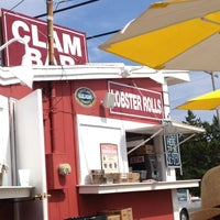 Photo taken at The Clam Bar by Mary S. on 7/14/2012