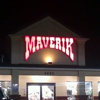 Photo taken at Maverik Adventures First Stop by Angie M. on 10/4/2011