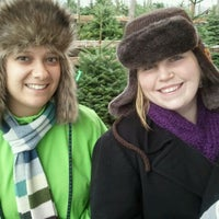 Photo taken at McMurtrey's Red-Wood Christmas Tree Farm by Erin H. on 12/3/2011