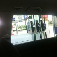 Photo taken at Tesco Petrol Station by Mark N. on 6/10/2012