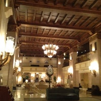 Photo taken at The Fairmont Royal York by Corinne K. on 3/29/2012
