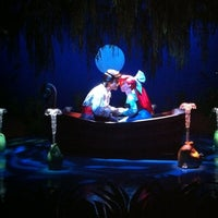 Photo taken at The Little Mermaid ~ Ariel's Undersea Adventure by Jessica w/ E. on 11/23/2011