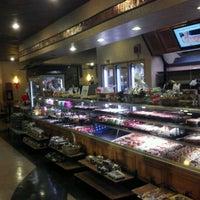 Photo taken at Eddie's Bakery Cafe by David J. F. on 12/22/2011