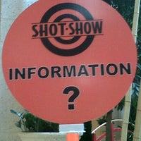 Photo taken at SHOT Show 2012 by Kimberli G. on 1/19/2012