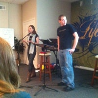 Photo taken at Capital City Church Office by Monica Y. on 3/4/2012