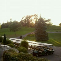 Photo taken at Columbia Golf Course by Jeffrey M. on 9/11/2011
