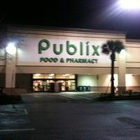 Photo taken at Publix by Matthew C. on 1/23/2012