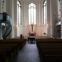 Photo taken at St John's Church by Anthon T. on 3/3/2012