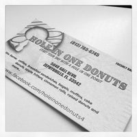 Photo taken at Hole In One Donuts by Jack S. on 11/29/2011