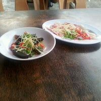 Photo taken at Ah Chiang's Porridge by Amos on 10/31/2011