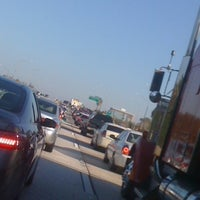 Photo taken at Interstate 4 & FL State Route 408 by Brie on 2/19/2011