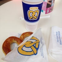 Photo taken at Auntie Anne's by Tubby T. on 5/14/2012