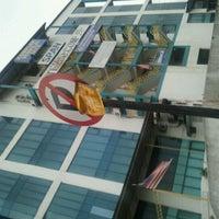 Photo taken at Kompleks Sempilai Jaya by lekuq a. on 9/20/2011