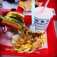 Photo taken at In-N-Out Burger by Ashley P. on 3/11/2012
