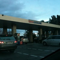 Photo taken at Costco Gas Station by Chuong P. on 12/27/2010