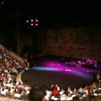 Photo taken at Teatre Grec by Montse C. on 7/25/2012