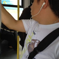 Photo taken at Metrobus Magdalena De Las Salinas by Coruka on 8/21/2012
