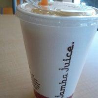 Photo taken at Jamba Juice Pleasanton by Tuba S. on 6/1/2012