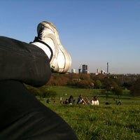 Photo prise au Primrose Hill par Thiago dMello B. le4/1/2012