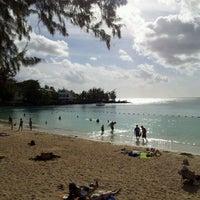 Photo taken at Pereybere Beach Restaurant, Mauritius by Graeme S. on 10/17/2011