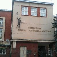 Photo taken at Львівський торговельно-економічний університет by Petro N. on 8/16/2012