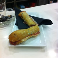 Photo taken at Panet: Mos & Cafè by M@nu on 10/20/2011