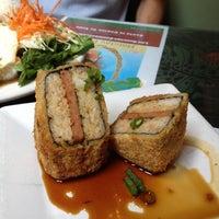 Photo taken at Da Kitchen Cafe by Indira on 12/21/2011