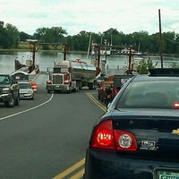 Photo taken at Crown Point Bridge Ferry by Mary T. on 8/7/2011