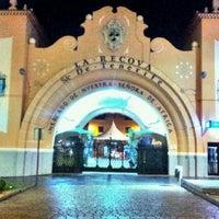 Photo taken at Mercado de Nuestra Señora de África by @xelso >> Jacob R. on 1/25/2012