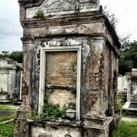 Photo taken at Lafayette Cemetery No. 1 by Lauren S. on 7/14/2012