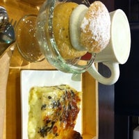Photo taken at FIKA Swedish Coffee Break by Yunjung P. on 11/10/2011