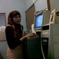 Photo taken at Pt. Alfa shellindotama by Siti N. on 2/24/2012