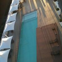 Das Foto wurde bei Radisson Blu Gautrain Hotel von lena m. am 2/11/2011 aufgenommen