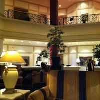 Photo taken at International Hotel by Дмитрий А. on 11/1/2011