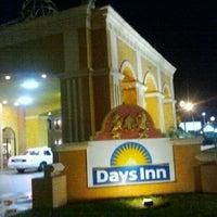 Photo taken at Days Inn Orlando/International Drive by Michelle C. on 9/10/2011