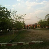 Photo taken at Payap University by Aumaim J. on 4/14/2012