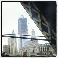 Photo taken at MTA Subway - Manhattan Bridge (B/D/N/Q) by Toby V. on 5/15/2012