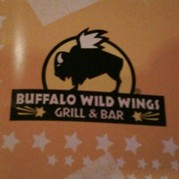 Photo taken at Buffalo Wild Wings by Nadine W. on 10/5/2011